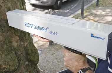 Resistograph Rinntech