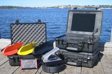 Starfish sonar